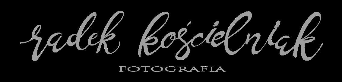 Radosław Kościelniak - fotografia - logo