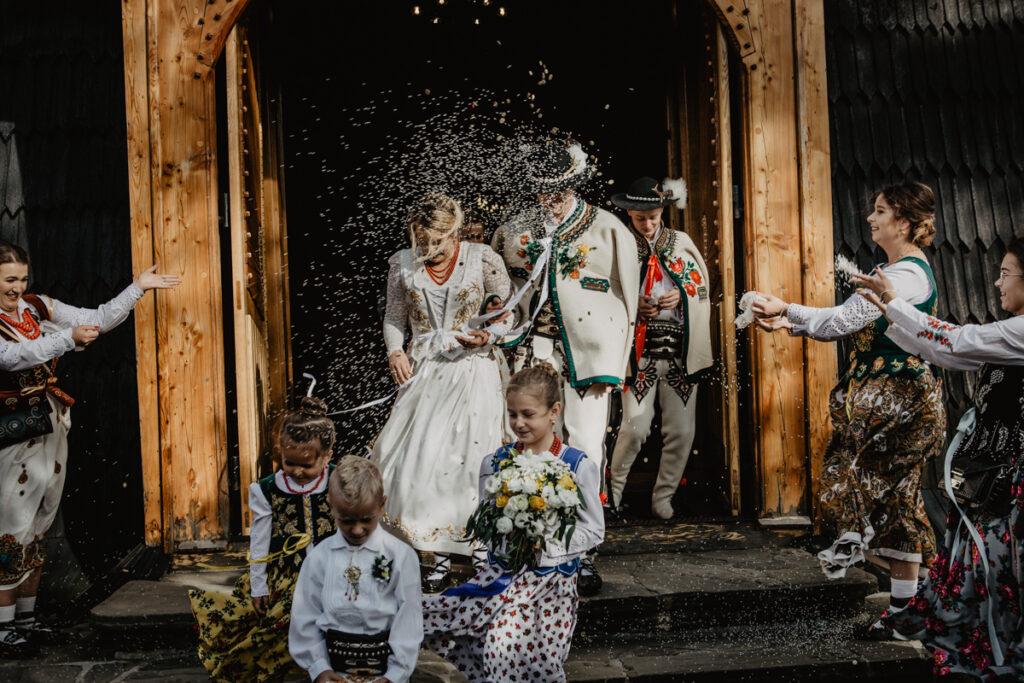 wesele na podhalu
